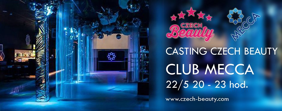 Casting Czech Beauty Mecca